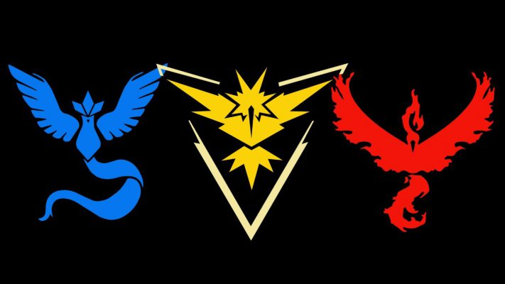 In Pokémon Go arriva il medaglione per cambiare squadra