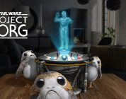 star wars project porg