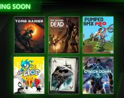 Shadow of the Tomb Raider e Crackdown 3 tra i titoli di febbraio su Xbox Game Pass