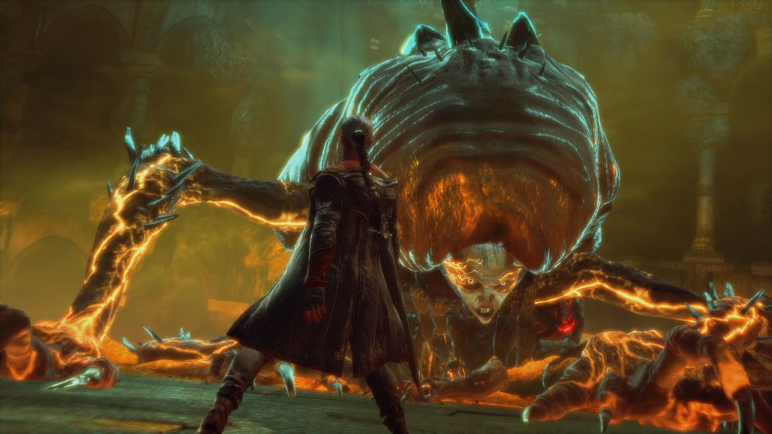Dmc Devil May Cry screenshot