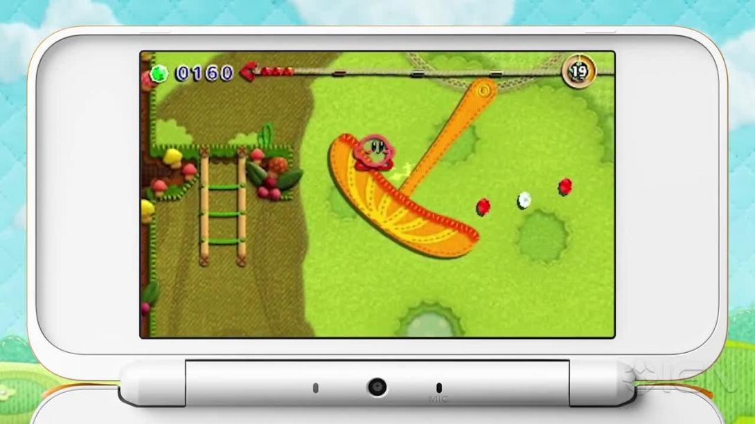 Kirby e la Nuova Stoffa dell'Eroe screenshot