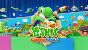Yoshi's Crafted World immagine in evidenza