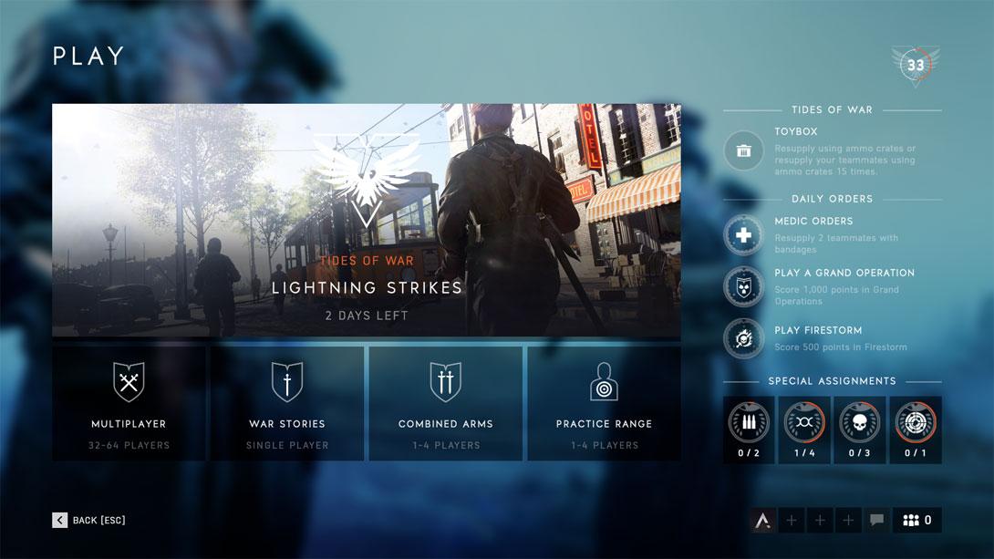 Battlefield V: la modalità Battle Royale potrebbe essere in arrivo