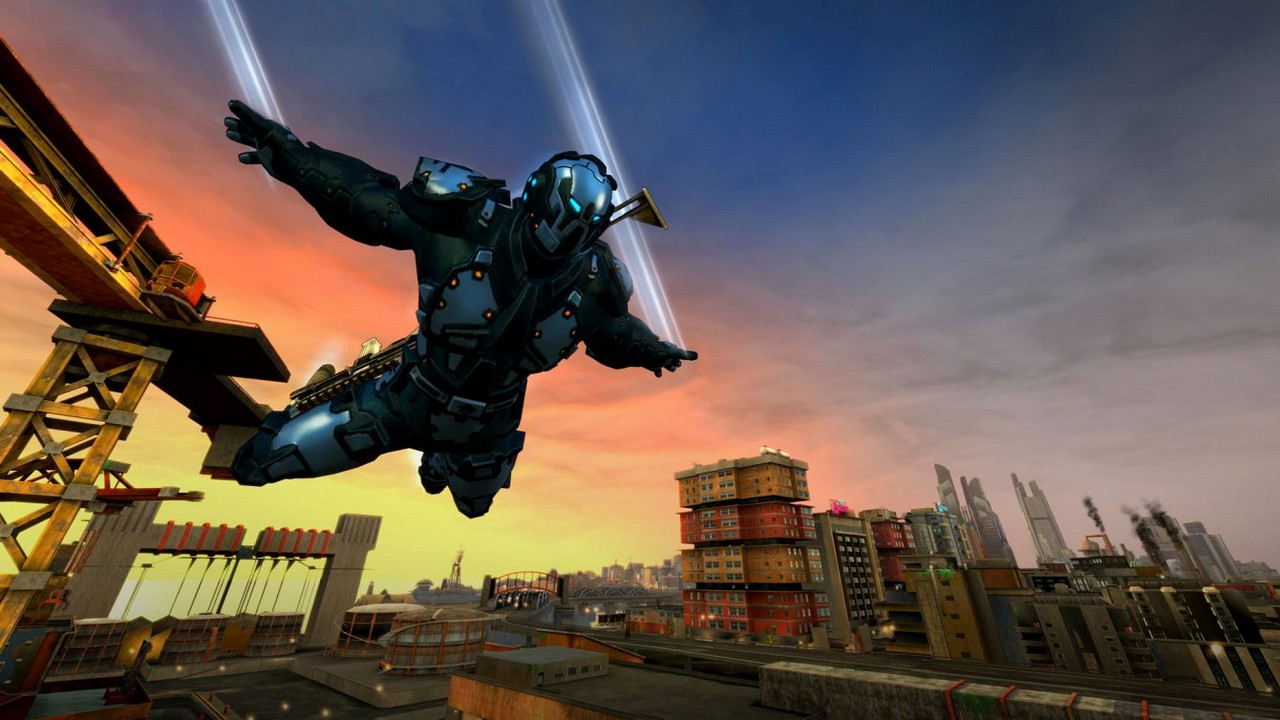 crackdown 2 si aggiunge ai giochi xbox one retrocompatibili ed gratis. Black Bedroom Furniture Sets. Home Design Ideas