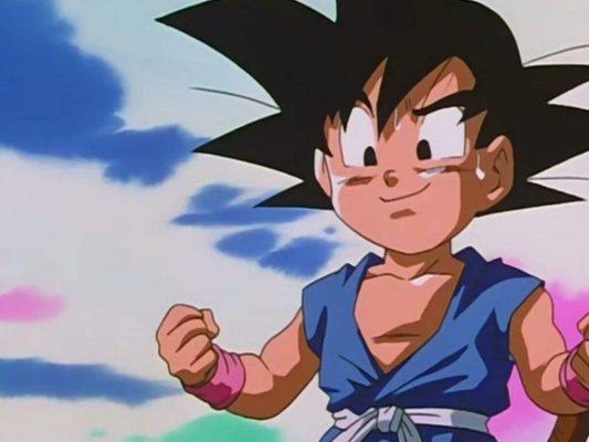Goku bambino di GT in arrivo su Dragon Ball FighterZ