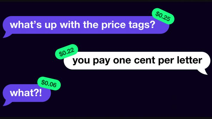 expensive chat