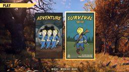 Fallout 76: la beta della Modalità Sopravvivenza ha una data