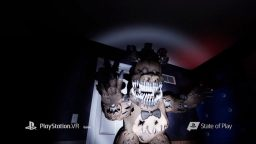 five nights at freddy's vr: help wanted