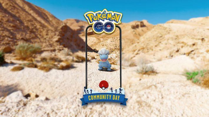 Pokémon GO, Community Day ed evento Bacomania