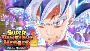 Impariamo a giocare a Super Dragon Ball Heroes: World Mission con il nuovo trailer
