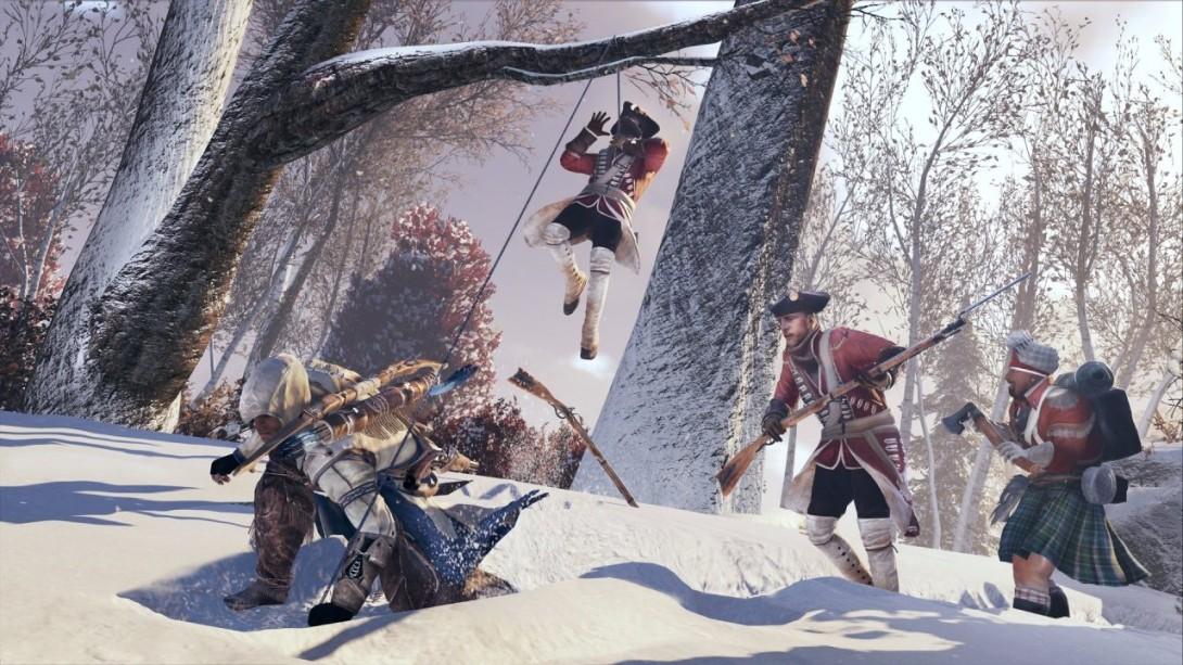 Assassin's Creed III Remastered screenshot 2