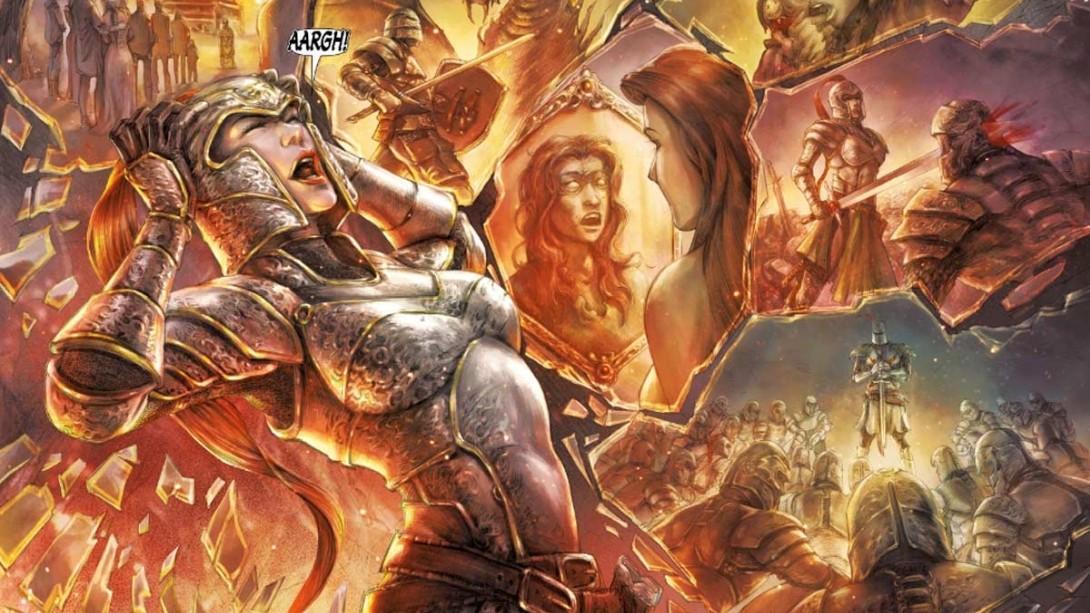Dark Souls comics immagine 2