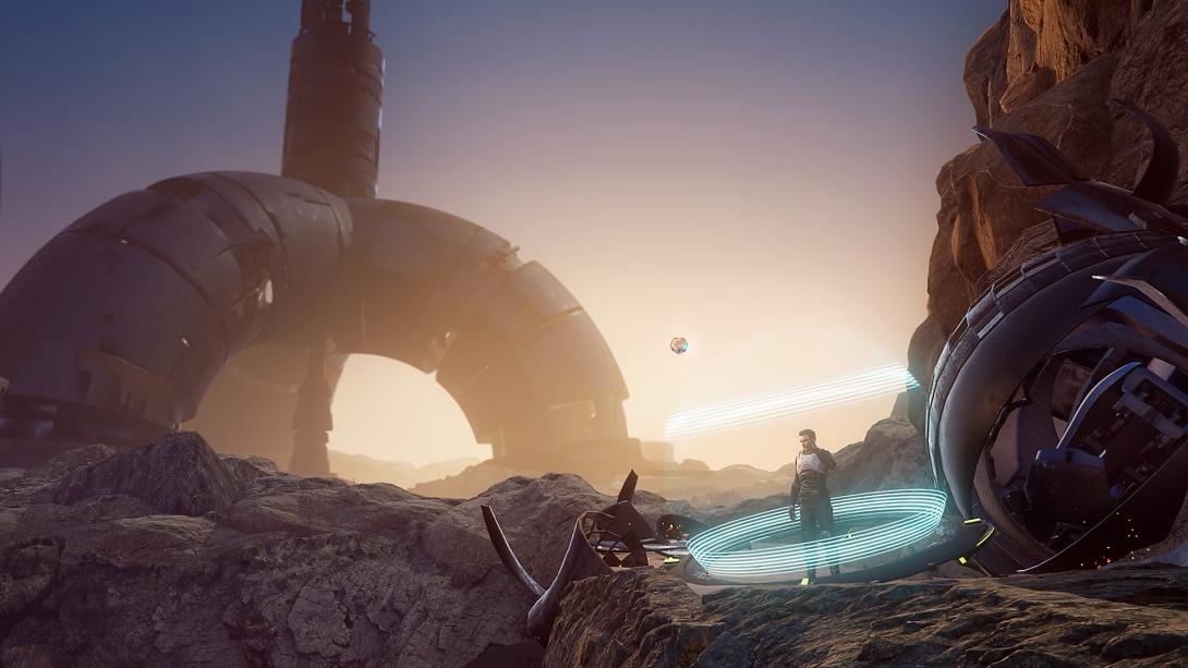 Eden Tomorrow screenshot