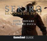 Sekiro: Shadows Die Twice – Tutti i 9 Semi di zucca | Guida