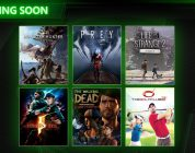 Monster Hunter: World e Prey tra i giochi di aprile su Xbox Game Pass