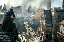 I giocatori omaggiano Notre-Dame in Assassin's Creed: Unity dopo l'incendio