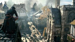 I giocatori omaggiano Notre-Dame in Assassin's Creed: Unity dopo l'incendio