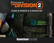 The Division 2 – Guida ai Marchi e ai Bonus Set