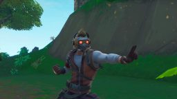 Fortnite x Avengers: Endgame, disponibile la skin di Star-Lord