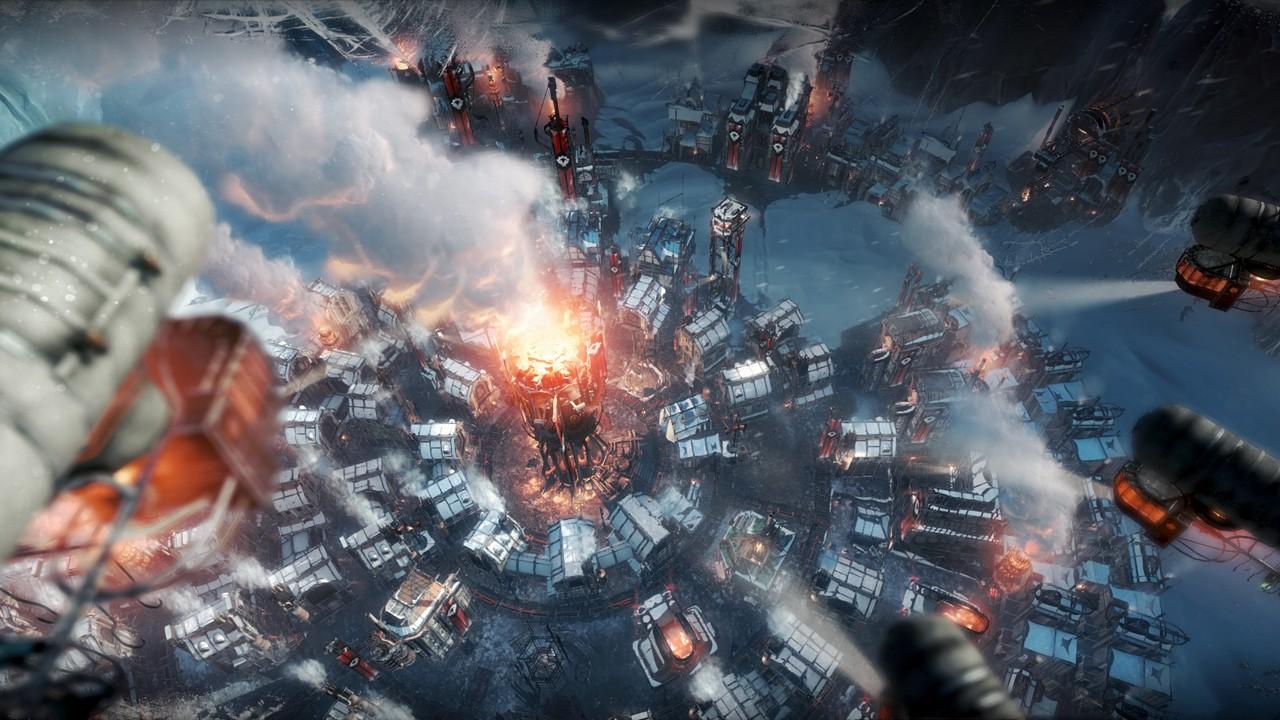Il gelo di Frostpunk raggiungerà PS4 e Xbox One quest'estate   GameSoul.it