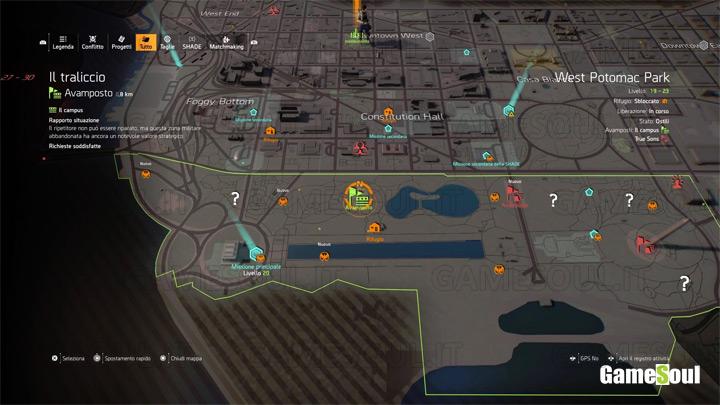 The division 2 - Guida completa alle missioni secondarie