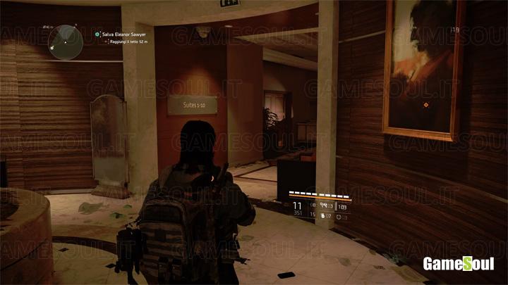 The Division 2 - Come aprire la porta della Suite 3