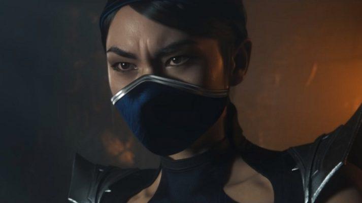 Mortal Kombat 11, Kitana si mostra nello spot TV