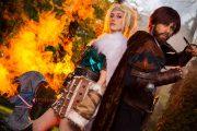 Cosplay Festival del Fumetto Novegro 2019 How to Train Your Dragon 3 Dragon Trainer Angelica Gardani PH