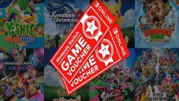 Nintendo Switch Online, annunciati i voucher per risparmiare sui giochi digitali