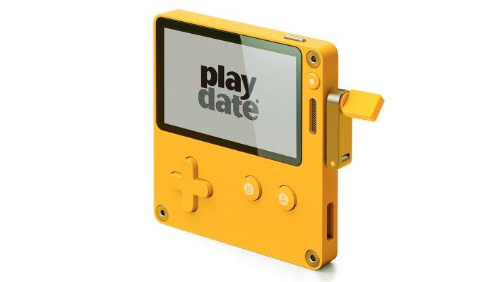 """Playdate: la nuova console portatile """"avveniristicamente retro"""""""