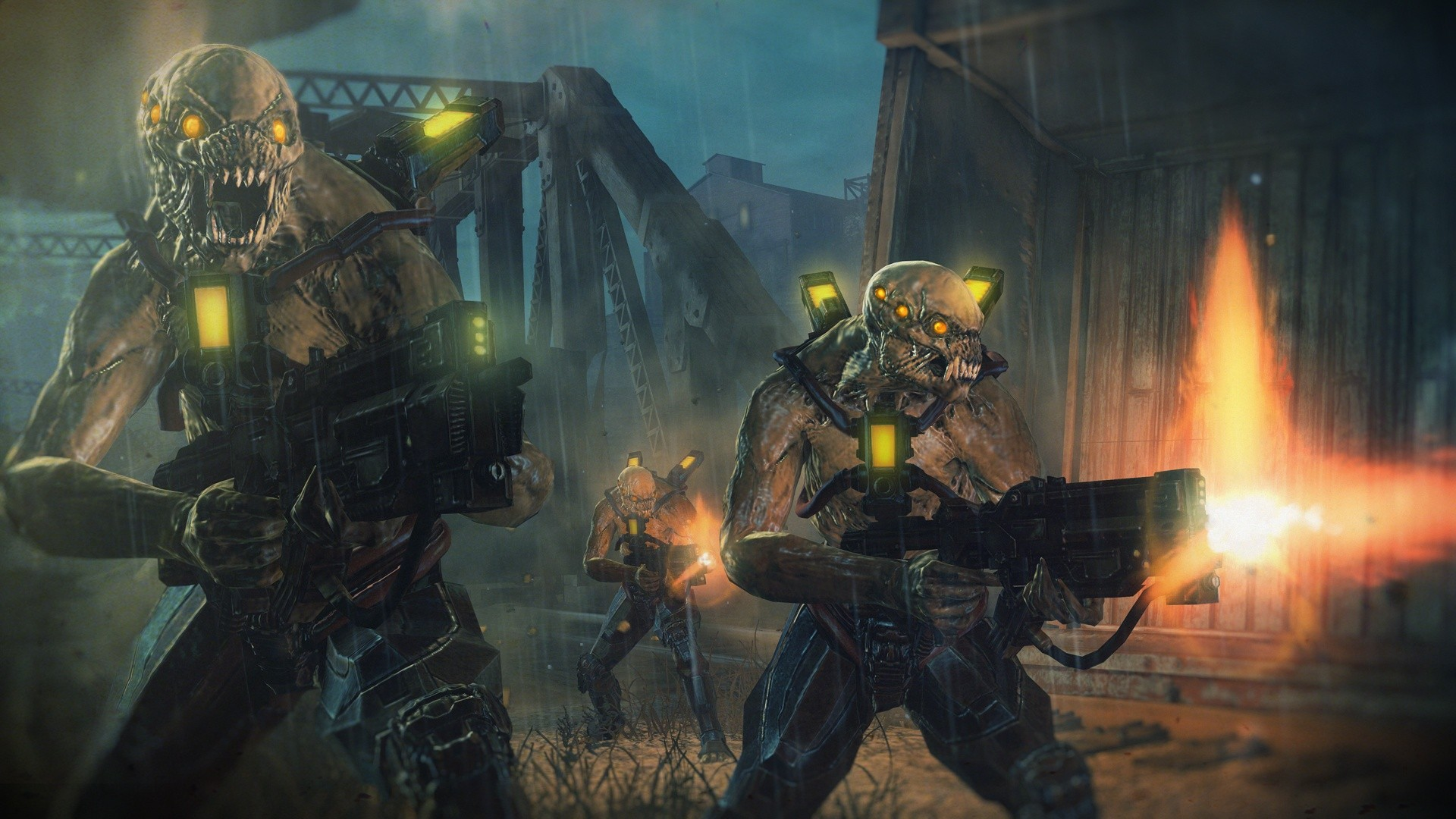 Resistance screenshot