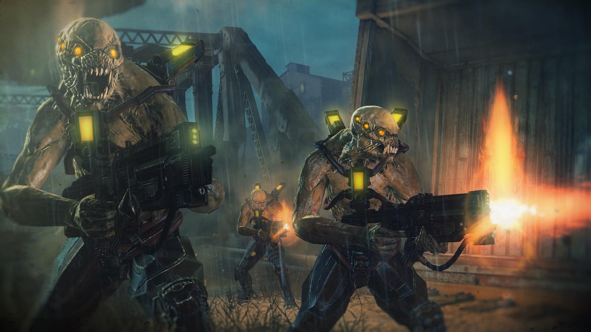 Resistance screenshot