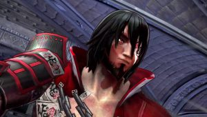 Bloodstained: Ritual of the Night, Zangetsu si mostra in video