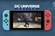 DC Universe Online arriva su Nintendo Switch questa estate