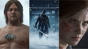 Sony conferma l'uscita su PS4 di The Last Of Us II, Death Stranding e Ghost of Tsushima