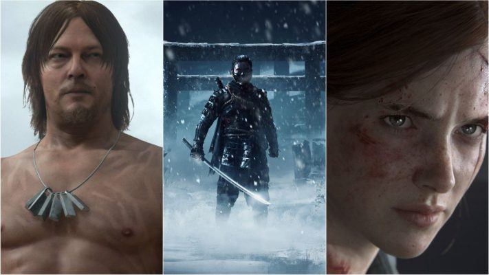 Sony conferma l'uscita su PS4 di The Last Of Us II, Death Stranding e Ghost of Tsushima