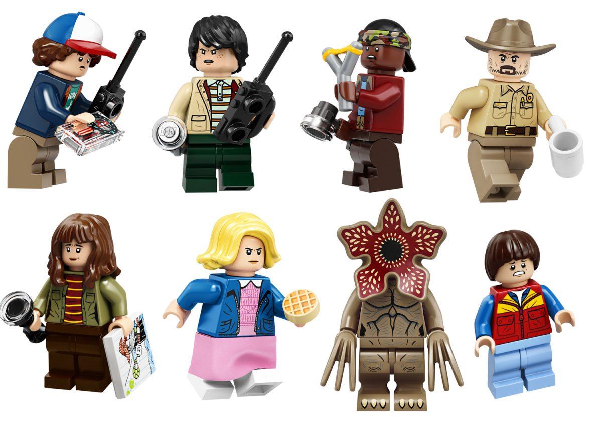 LEGO Stranger Things