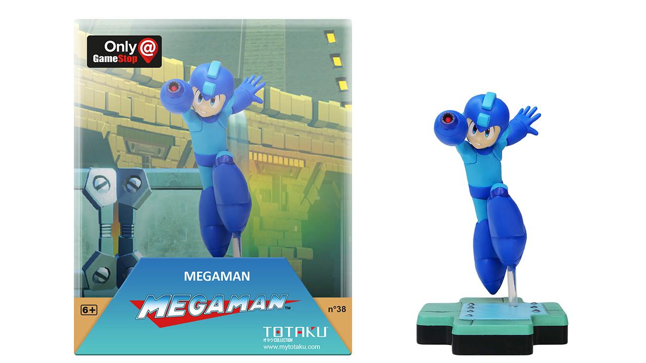 Mega Man Totaku