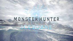 Monster Hunter: World – Iceborne ha una data di uscita