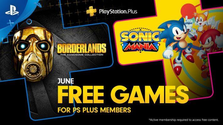 PlayStation Plus: i giochi gratuiti di giugno 2019