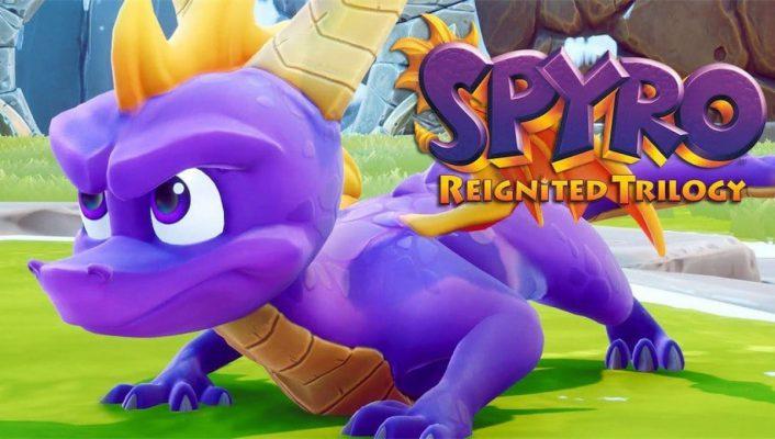 Spyro Reignited Trilogy in arrivo su PC