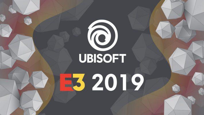 """Ubisoft presenta la line-up per l'E3 2019, ma """"non mancheranno sorprese"""""""