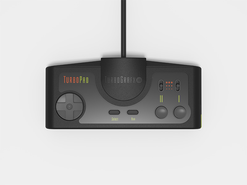 Konami TurboGrafx 16 Mini