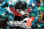 PErsona Q2 NEw Cinema LAbirynth