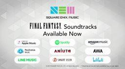 Final Fantasy Music Square Enix Music