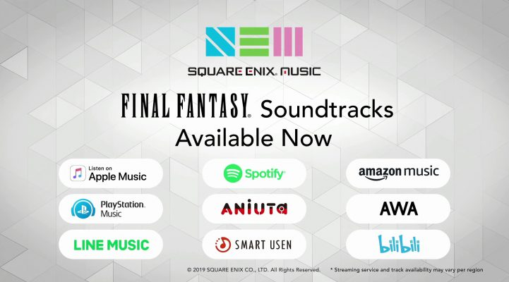 Final Fantasy Music Square Enix Music