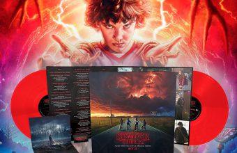 Dal Sottosopra arriva l'esclusiva colonna sonora in vinile di Stranger Things