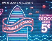 GameStopZing, le Summer Promo sono iniziate