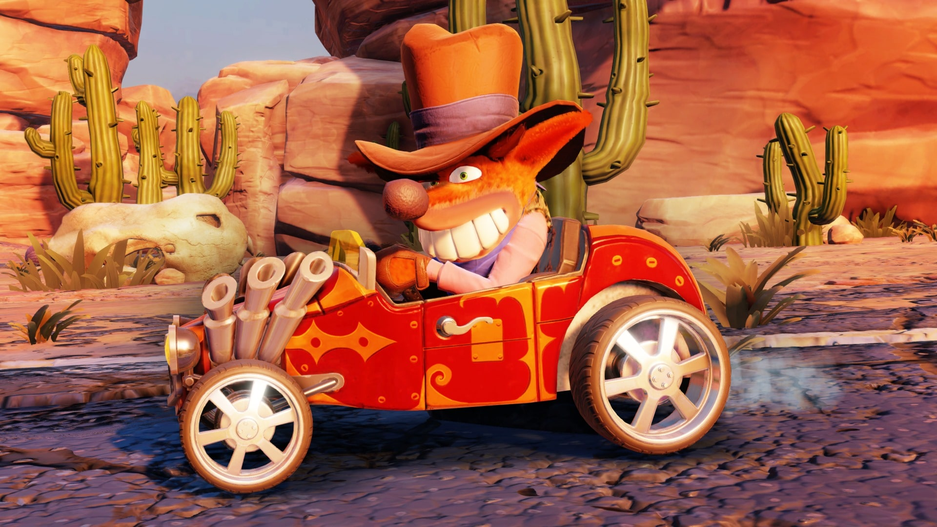 Crash Team Racing; Nitro-Fueled