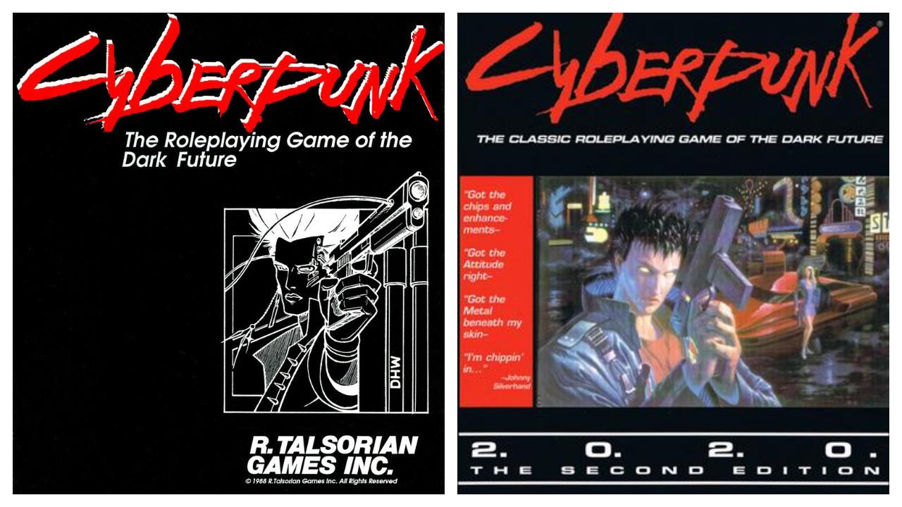cyberpunk 2077 2013 2020